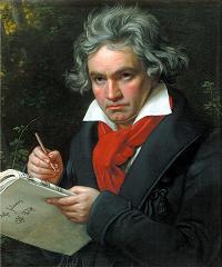 """L.v. Beethoven - Bagatella in A Min. WoO 59 """"Für Elise"""" [for Elise]"""