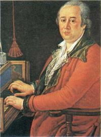 D. Cimarosa - Sonata in B-flat Maj. C. 27