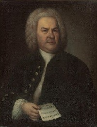 Johann Sebastian Bach (1685 - 1750) ----- Two-Part Invention n. 03 in D Maj. ---------- BWV 774